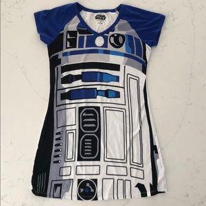 Star Wars Pajamas Size M